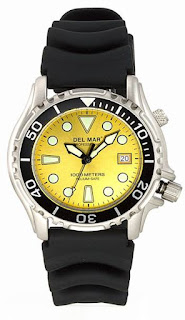 https://bellclocks.com/collections/del-mar-watches/products/new-del-mar-mens-1000m-professional-dive-watch-yellow-dial