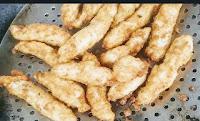 Deep fried butter milk chicken fingers