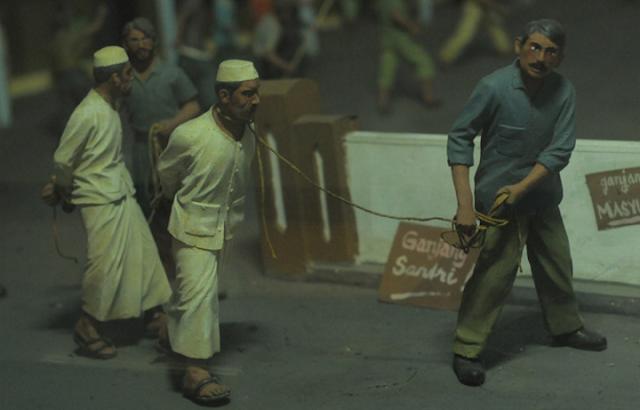 Cerita Kekejaman PKI : Kubur Hidup-hidup Kiai Pesantren dan Guru dari Mesir