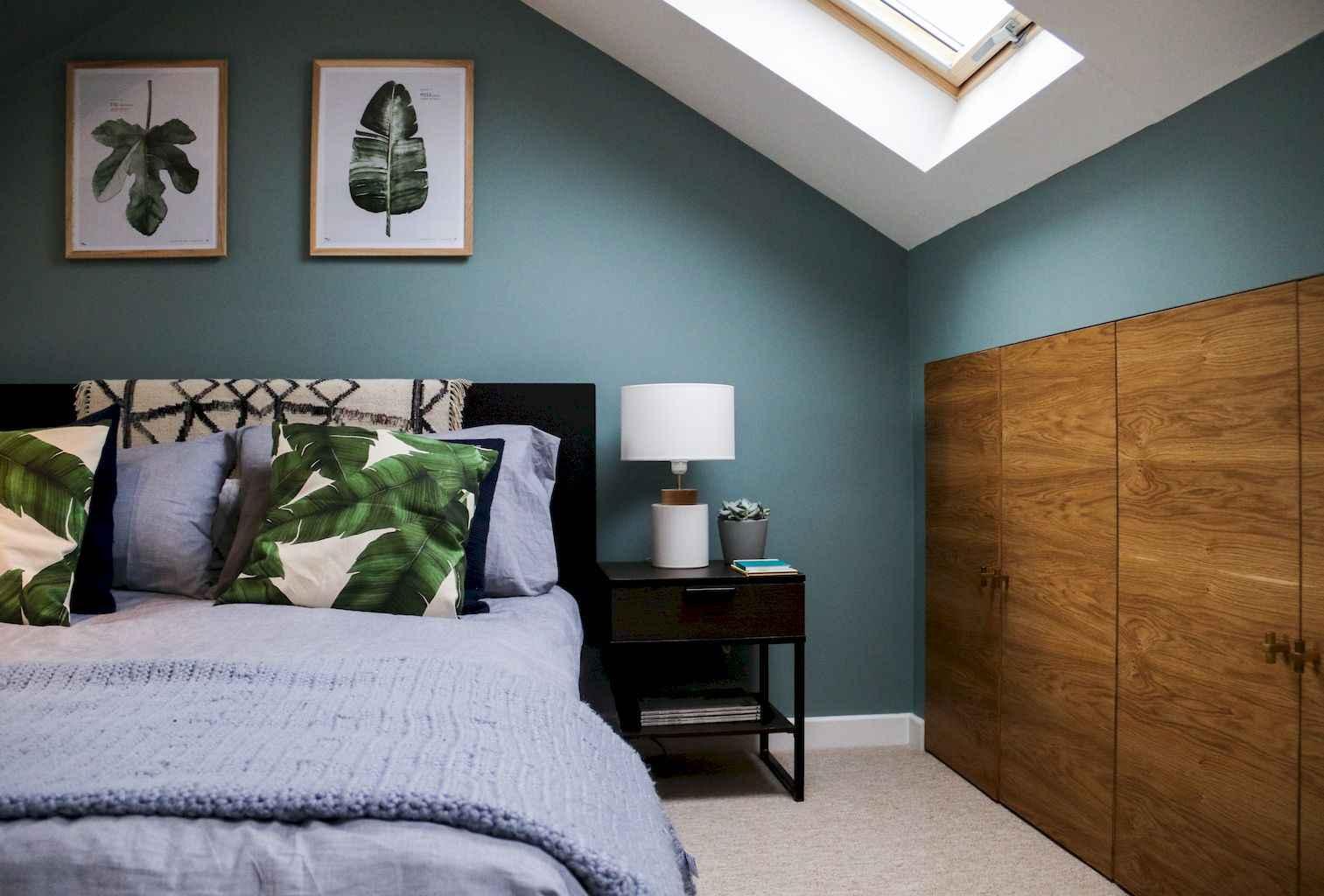 50 Cozy Attic Loft Bedroom Design Decor Ideas