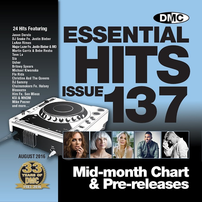 Britney Spears - Private Show (DMC Essential Hits Issue 137)