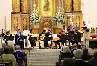 Menestrils Concert Música Antiga i Barroca Altea