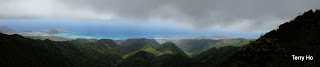 Hawaii Loa Ridge Panoramic