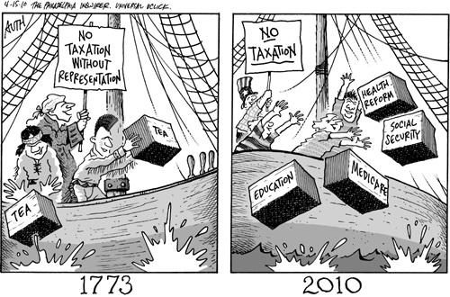 Political Memes: 2013-03-17