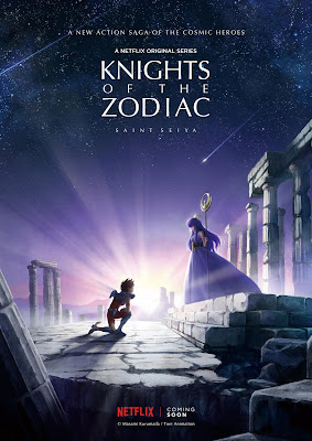 Knights of the Zodiac - Saint Seiya Netflix adia lançamento 2019
