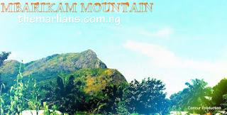 Mbarikam mountain