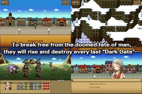 Game: RPG Dark Gate Full Version 1.2.0g APK