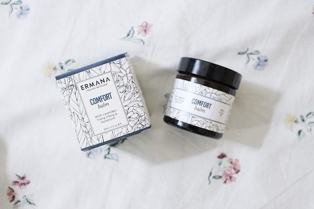 ermana reviews, ermana oxford, ermana blog review, ermana organic skincare, ermana natural skincare review, ermana comfort wash, ermana balm, ermana skincare reviews
