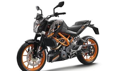 KTM Duke 250cc