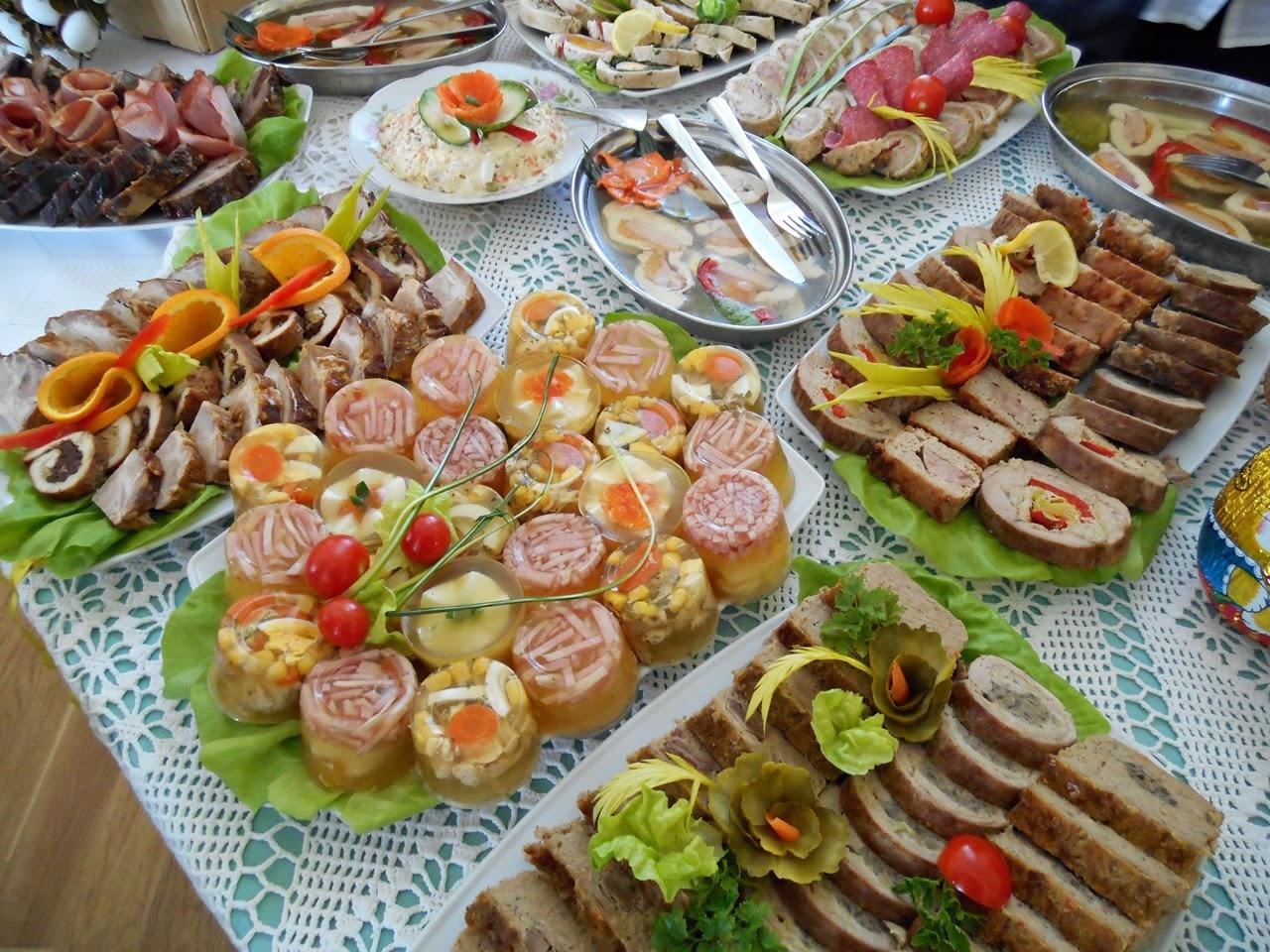 święta, stoły, jedzenie, potrawy