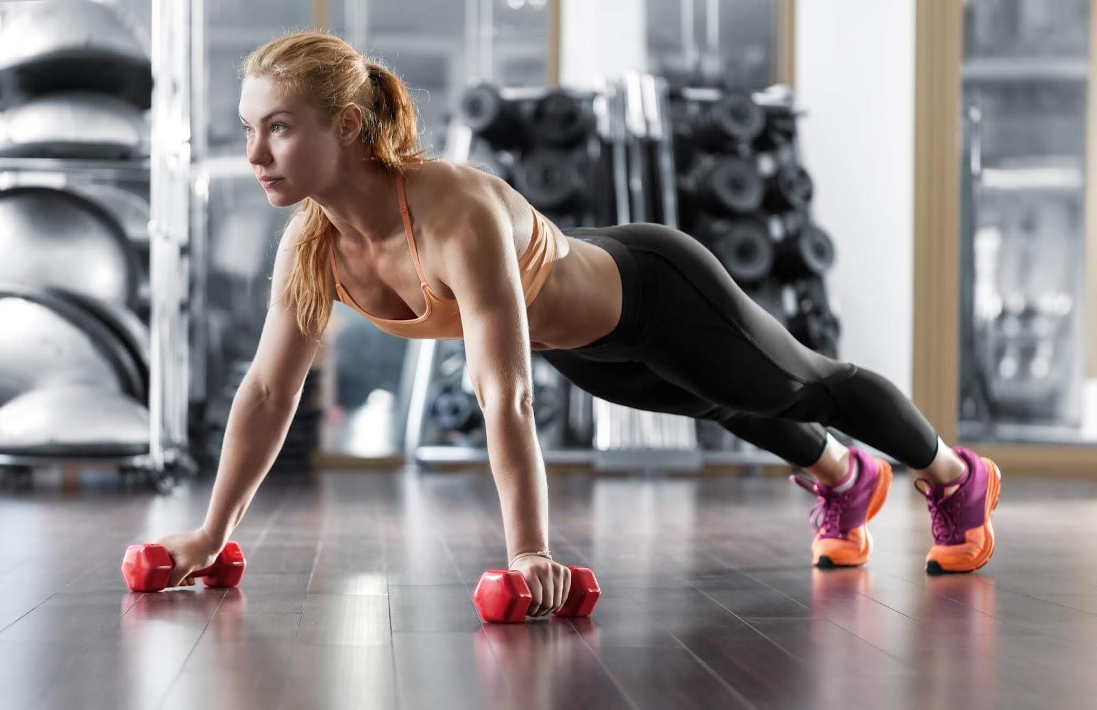 Кардио и силовая тренировка для похудения видео