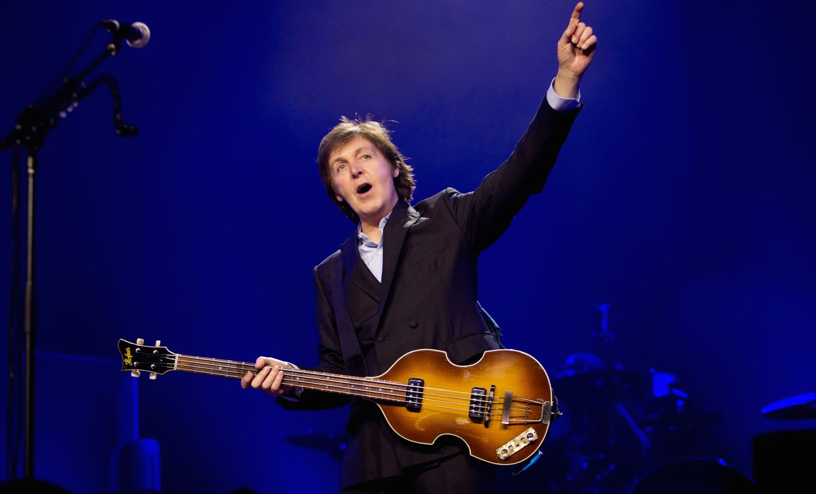 Paul McCartney Records For Special Edition Of BBC Radio 4 Series Mastertapes