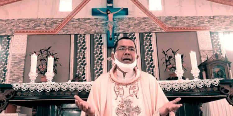 Setelah Peristiwa Altar Terbakar, Pastor Paroki Wae Sambi Positif Covid-19