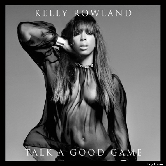 kelly rowland naked album cover