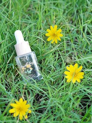 Review N'PURE Marigold Anti Aging Serum