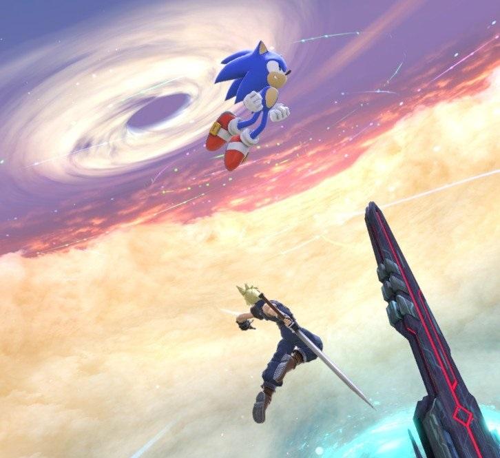 Neko Random Things I Like Sonic The Hedgehog Super Smash