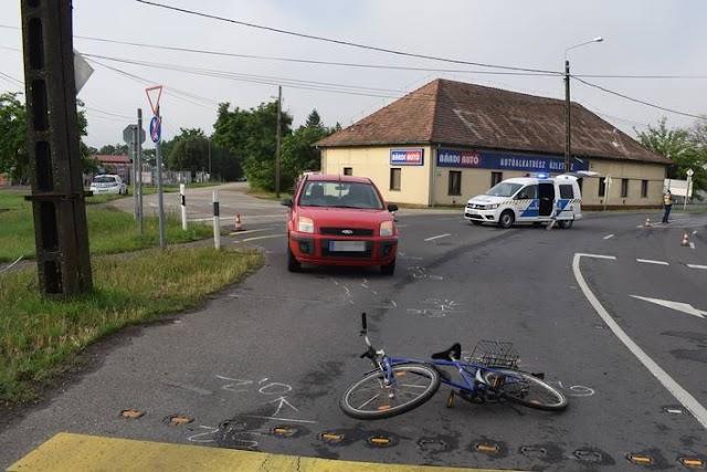 A tehergépkocsi alá került az elgázolt idős férfi Tótkomlósón