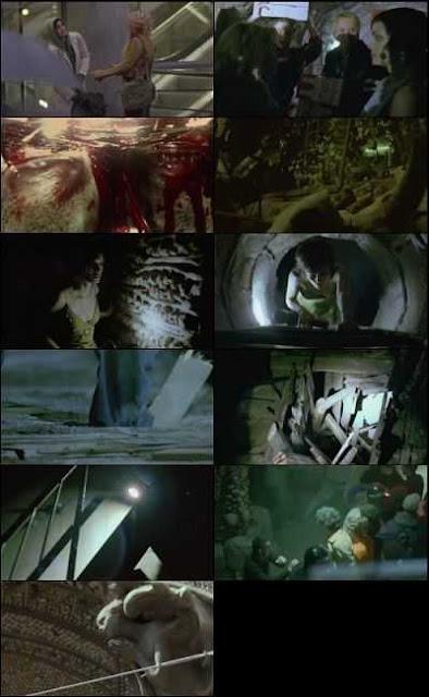 Catacombs (2007) Dual Audio Full Movie Download Hindi 300mb HDRip