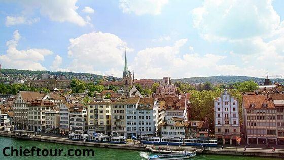 Switzerland Tourism Industry: