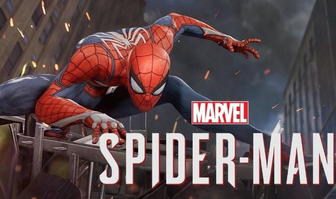 Game PS4 Terbaik Wajib Kamu Coba - Spider-Man