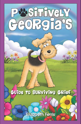 Positively Georgia's Guide to Surviving Grief by Elizabeth Ferris