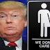 """Trump anula ley de baños de acuerdo con """"identidad de género"""""""