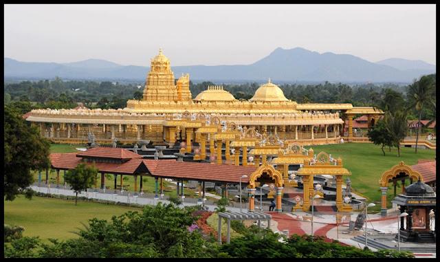 sri-lakshmi-narayani-golden-temple-vellore-in-Hindi