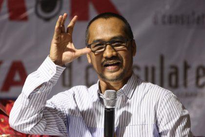 Abraham Samad: Jabatan Tanpa Kehormatan Itulah yang Terjadi di KPK