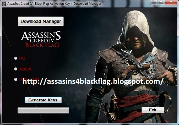assassins creed 4 activation code uplay free download