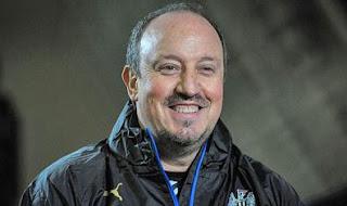 Rafa Benitez Newcastle United