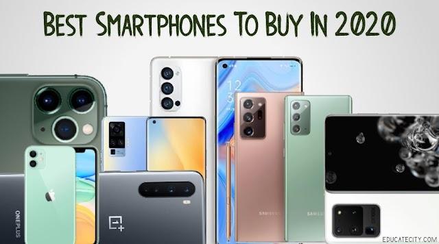 Best Smartphones To Buy In 2020