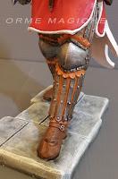 statuette dettagliate storiche realistiche da collezione soldati cavalieri orme magiche