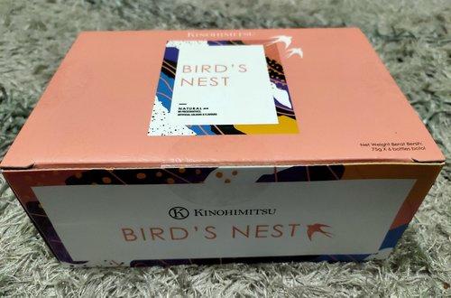 Kinohimitsu Bird Nest untuk Kecantikan dan Kesihatan
