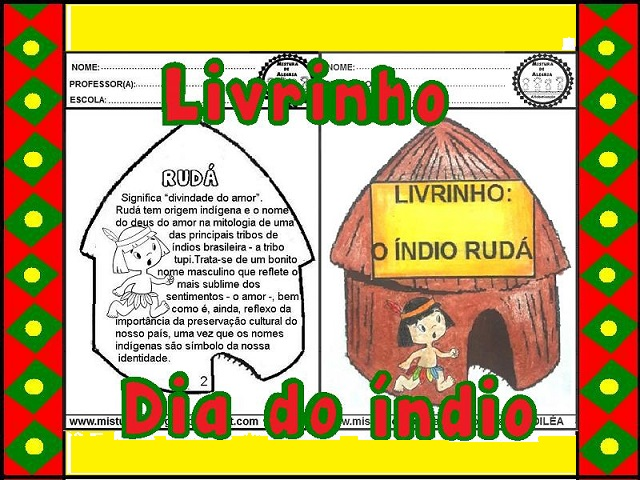 Contribui C3 A7 C3 A3o Dos Indios Para A Forma C3 A7 C3 A3o Do Povo Brasileiro