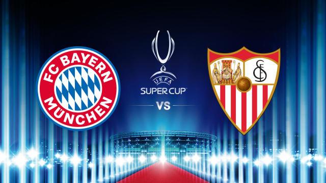 مشاهدة مباراة بايرن ميونخ وإشبيلية بث مباشر اليوم 24-09-2020 كأس السوبر الأوروبي