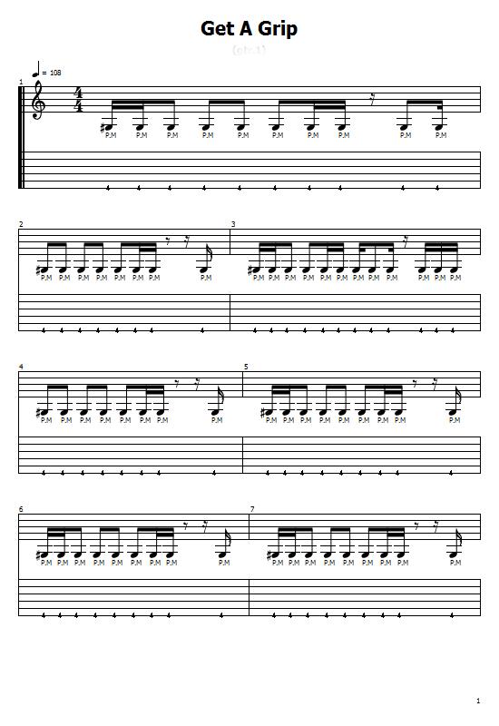 Get A Grip Tabs Aerosmith. How To Play Get A Grip On Guitar/ Get A Grip Free Tabs/ Sheet Music. Aerosmith -  Get A Grip