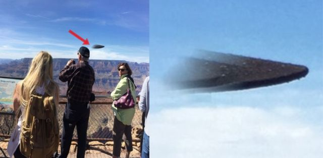 Mysterious flying object streaking over the Grand Canyon, Arizona  Ufo-grand-canyon-arizona%2B%25281%2529
