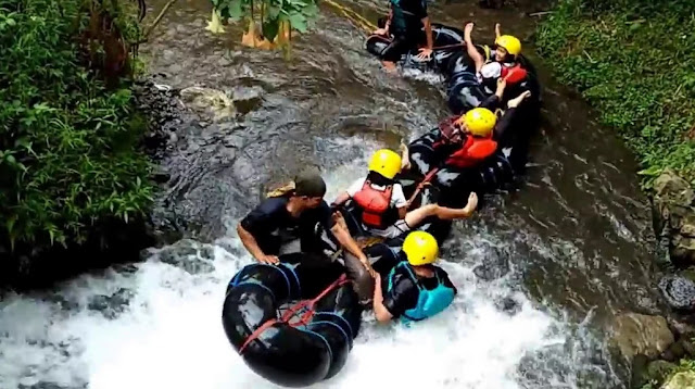 wisata alam rontog subang