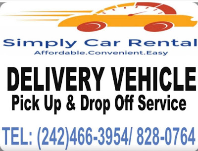 Rent a car in Nassau Bahamas