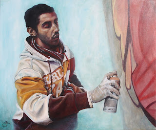 Clases de arte urbano y graffiti