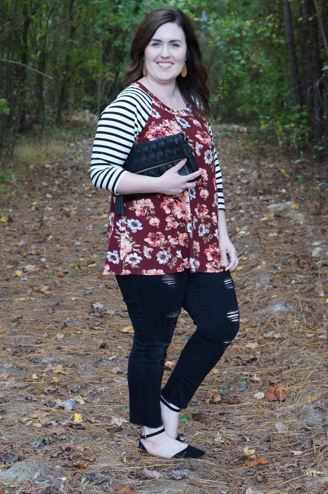 Popular North Carolina style blogger Rebecca Lately shares her essentials for winter style!  Read more here!
