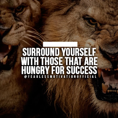 Motivational Quotes On Lion
