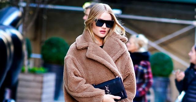 teddy bear coat il cappotto effetto peluche