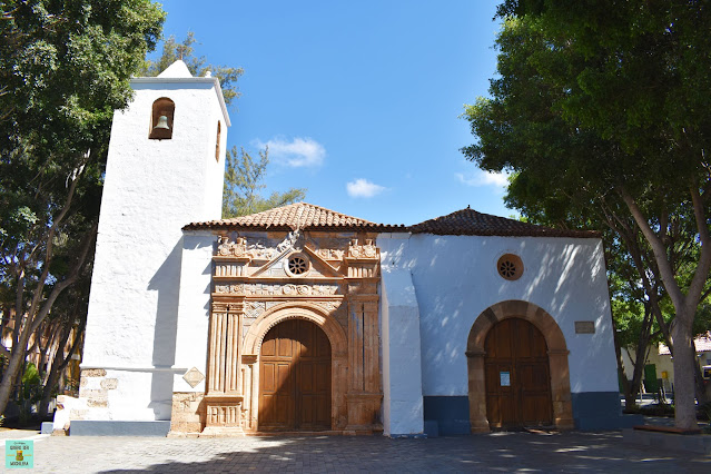 Ermita de Nuestra Señora de la Regla en Pájara, Fuerteventura