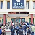 Aksi Unjuk Rasa IPPM, Polres Pangkep Libatkan Puluhan Personil Lakukan Pengamanan