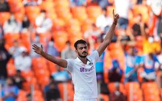 Axar Patel 5-32 vs England Highlights