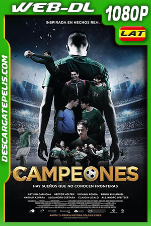 Campeones (2018) HD 1080p WEB-DL Latino