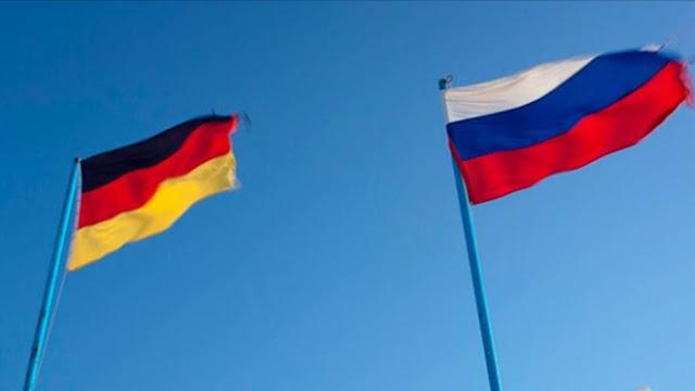 Προβαίνει στη απέλαση Γερμανών διπλωματών η Μόσχα