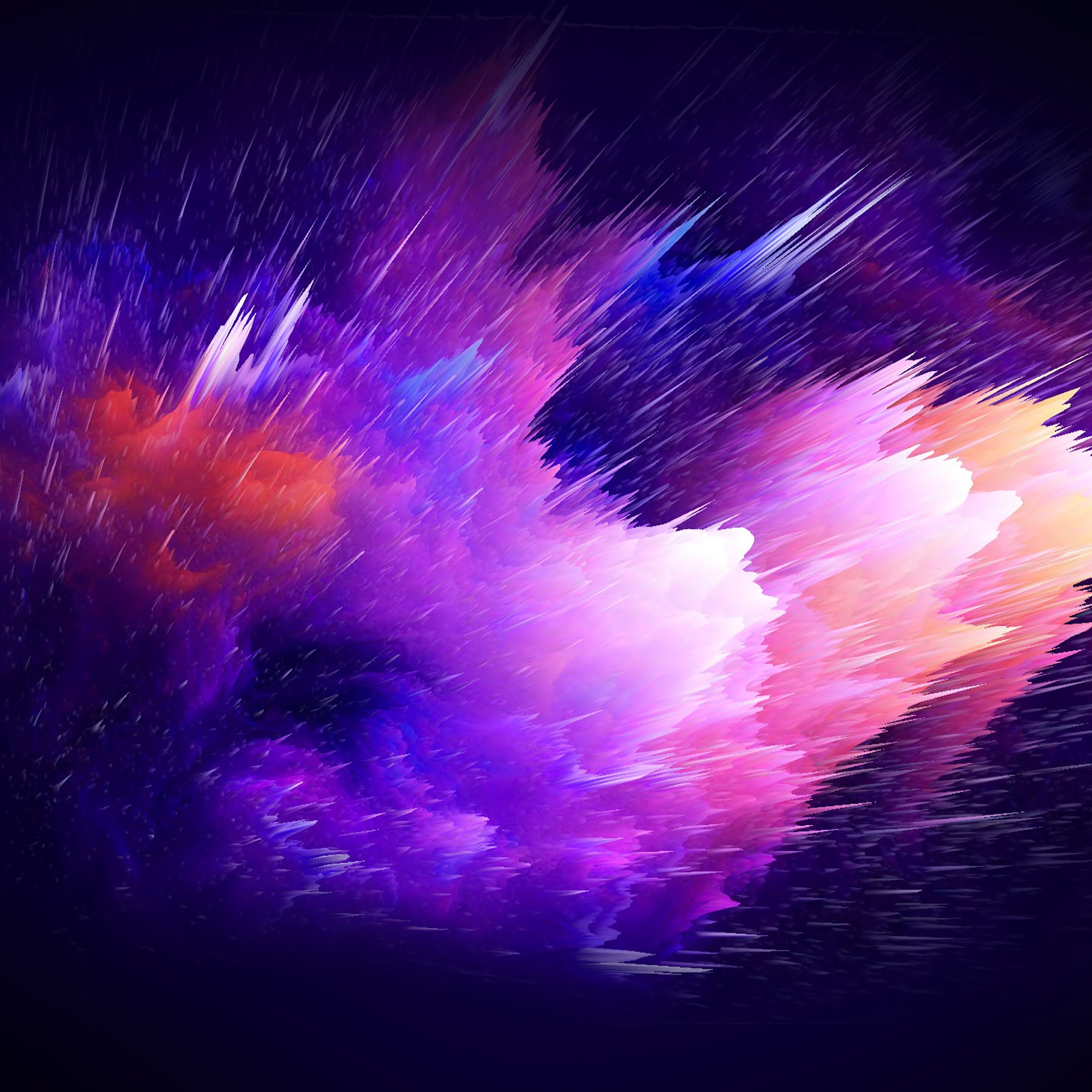 Abstract, Colorful, Clouds, Explosion, 4K, 3840x2160, #32
