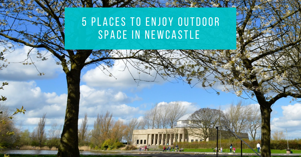 5 Places to Enjoy Outdoor Space in Newcastle